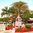 The bust of Benito Juarez by ctjones51