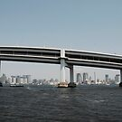 Tokyo Bridge by jojobob