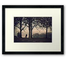 A Grand Day Out Framed Print