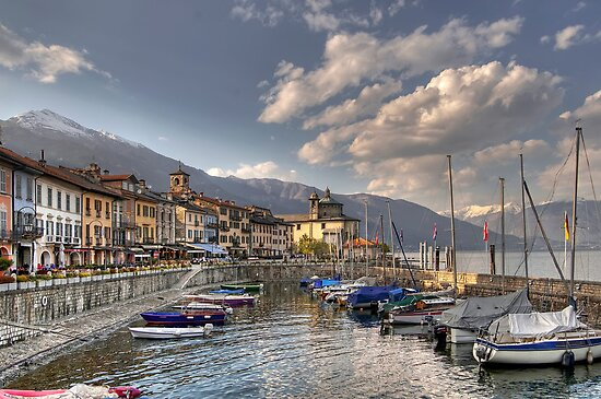 Cannobio - Lake Maggiore - Italy by paolo1955