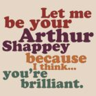 Cabin Pressure - You're Brilliant, Arthur Shappey by cabinpressure