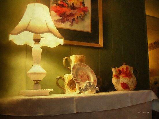 Lamplight by RC deWinter