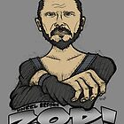 Kneel Before Zod! by Brett Gilbert