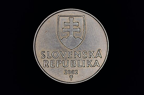 slovak coins by lucifuk