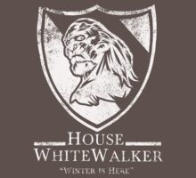 House White Walker by DCVisualArts