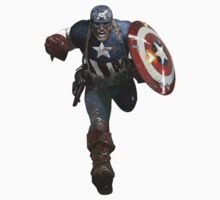 Captain America by Cics