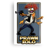 Prawn Solo Metal Print