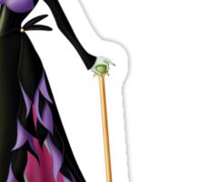 Mistress of all Evil Sticker
