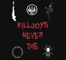 My Chemical Romance - Killjoys Never Die by Dsavage94