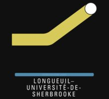 Station Longueuil—Université-de-Sherbrooke by DenizenTO