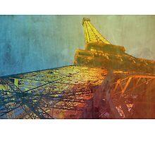 Eiffel Tower by kalise95