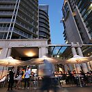 Circular Quay ~ at Dusk 3 by Emma  Wertheim ~