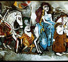 Medieval Parade 2 by Cassandra Dolen