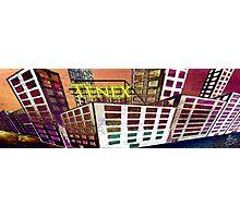 Tenex Building Photographic Print
