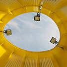 Inside a Yellow Tube by jojobob