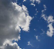 Mighty Clouds by Tamara Al Bahri