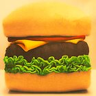 Woolly Burger by pixsellpix
