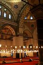 Beyazit Mosque in Istanbul by Jens Helmstedt