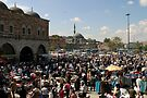 Clothing Market in Istanbul by Jens Helmstedt