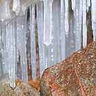 Icicles by NVSphoto