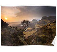 Isle of Skye: Quiraing Sunrise Poster