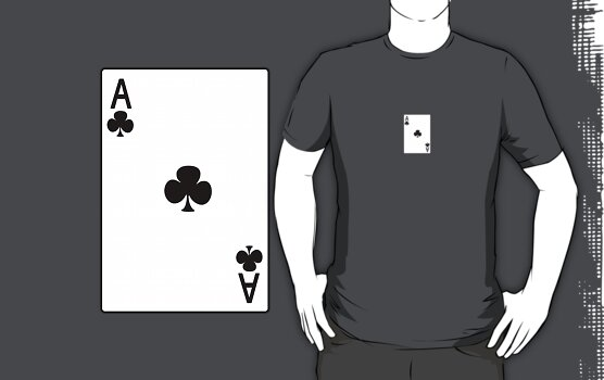 Ace of Clubs by Rjcham