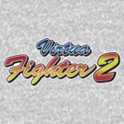 Virtual Fighter 2 by webwax