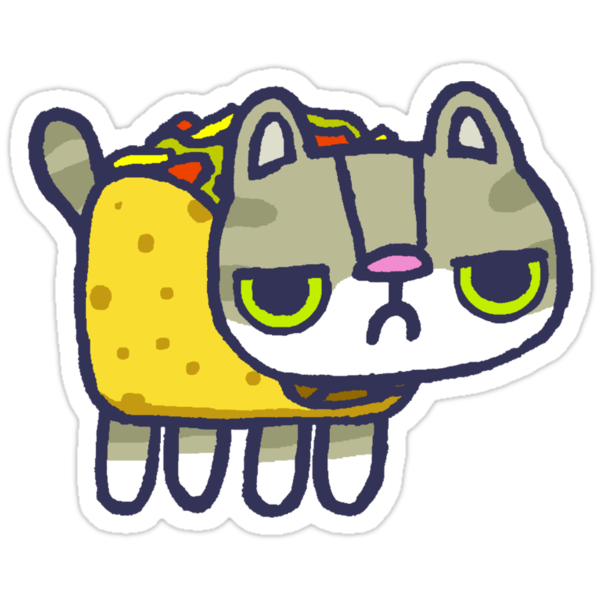 Tacocat is a palindrome by hackycat
