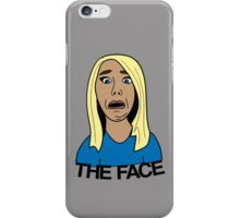 "Jenna Marbles ""The Face"" iPhone Case/Skin"