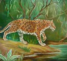 The Mighty Jungle King by Vivian Eagleson
