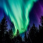 St Paddy&#x27;s Day Auroras... by peaceofthenorth