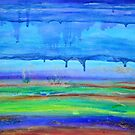 Landscape Layers by Regina Valluzzi