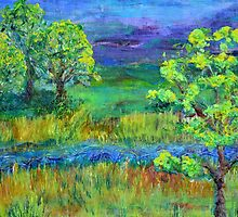 The Thaw by Regina Valluzzi