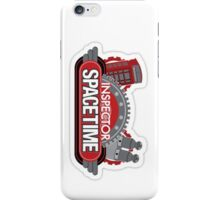 Inspector Space Time iPhone Case/Skin