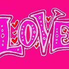LOVE by Mandusk