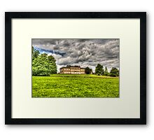 On The Hill 'HDR' Framed Print