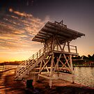 Dive Tower Rise by Andrew (ark photograhy art)