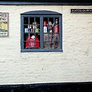 Shop Window, Alfriston, East Sussex by Ludwig Wagner