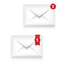Mailbox Alert Icon by valeo5