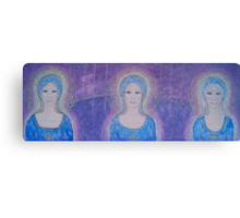 star sisters Canvas Print