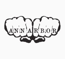Ann Arbor! by ONE WORLD by High Street Design