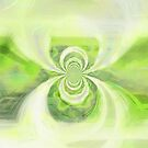 Lime Copper Vortex by jojobob