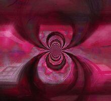 Pink Copper Vortex by jojobob