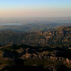 View from Mount Nemrut by Jens Helmstedt