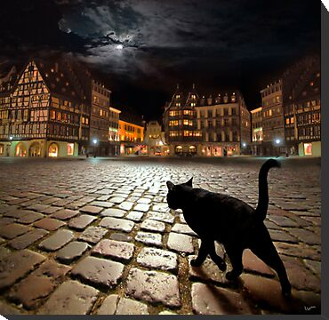 Strasburg's Night by Igor Zenin