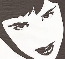 Juliette Lewis by Ant-Acid