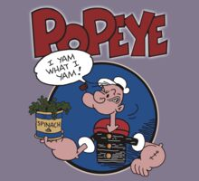 Popeye The Sailor Man by Chris Rozell