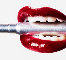 Bullet Lips Red edition by Erik Brede