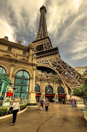 Eiffel Vegas  by Rob Hawkins