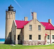 Historic Mackinaw Point by Erykah36